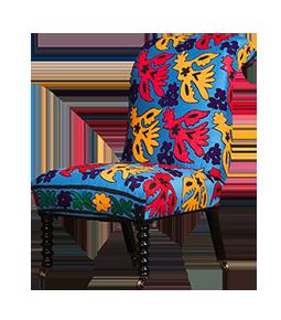 chair-rainbow-lory