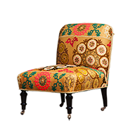 chair-gold-frog